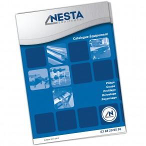 Nouveau catalogue NESTA Equipement