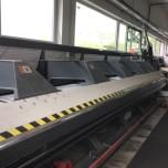 Plieuse hydraulique longue 6M Jorns 6.4M x 1.25mm