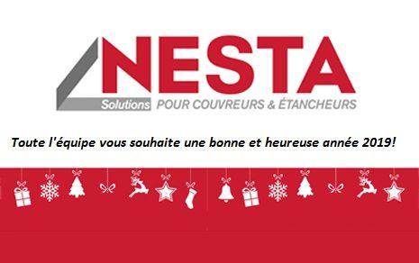 Nesta vous souhaite tous ses meilleurs vœux pour cette nouvelle année
